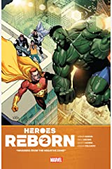 Heroes Reborn (2021) #2 (of 7) Kindle Edition