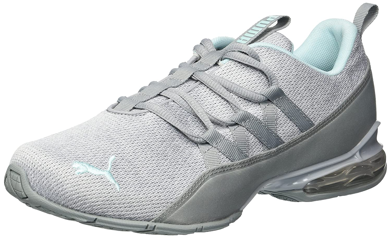 PUMA Women's Riaze Prowl Wn Sneaker B07542WW63 9.5 B(M) US|Quarry-island Paradise