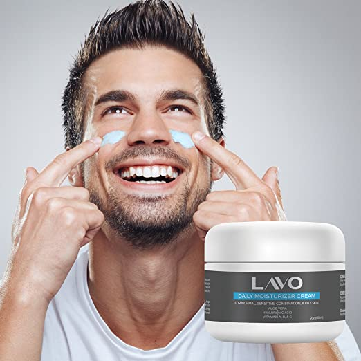 Facial sensitive skin home