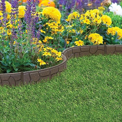 Garden Gear - Neumático de Goma reciclada ecológico para jardín y ...