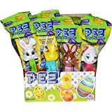 Pez Easter Candy Dispenser Pack of 12