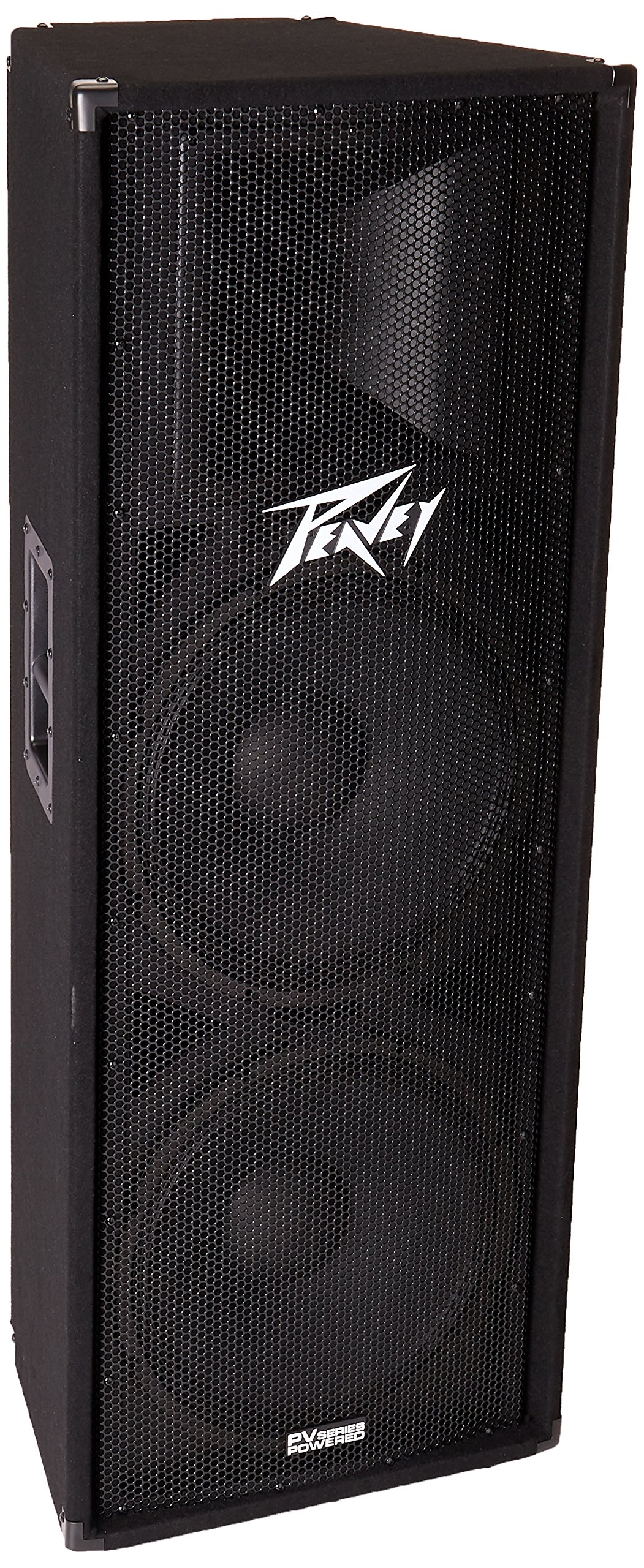 Peavey PV215D 800w Powered Speaker Enclosure w/ 2 15'' Heavy Duty Woofers and HD Driver