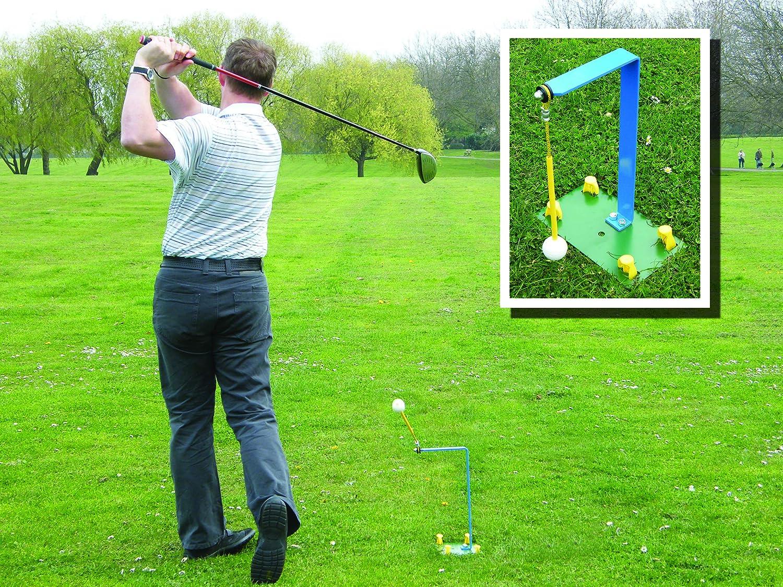LONGRIDGE Home Practice - Kit de Golf para Practicar el Swing