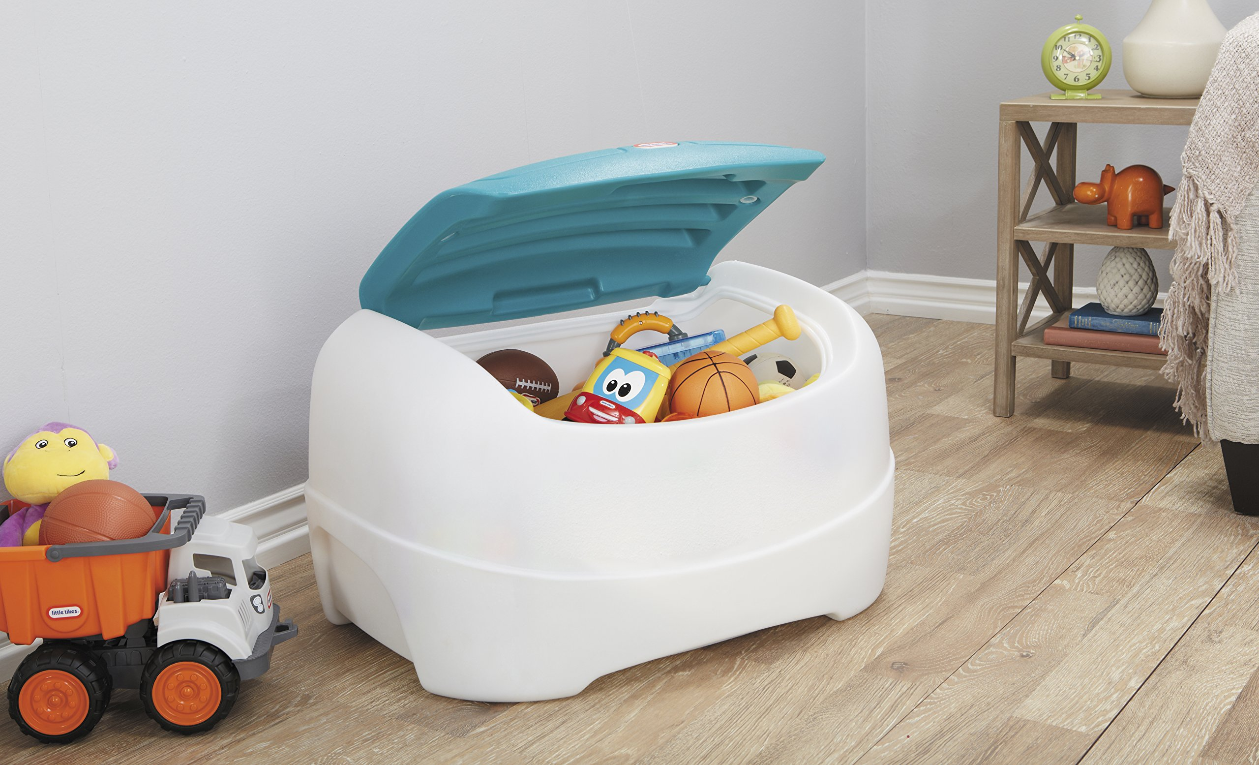 Little Tikes Play \'N Store Toy Chest 690001815057   eBay