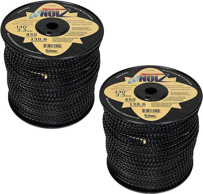 Amazon.com: lonoiz ln130msp línea negra 0.130-inch-by-455 ...