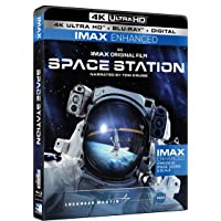 Deals on Space Station 4K UHD IMAX Enhanced Blu-ray