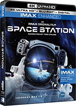 Space Station 4K UHD IMAX Enhanced (Blu-ray)