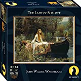 Purrfect Puzzles The Lady of Shalott Puzzle (1000 Pieces)