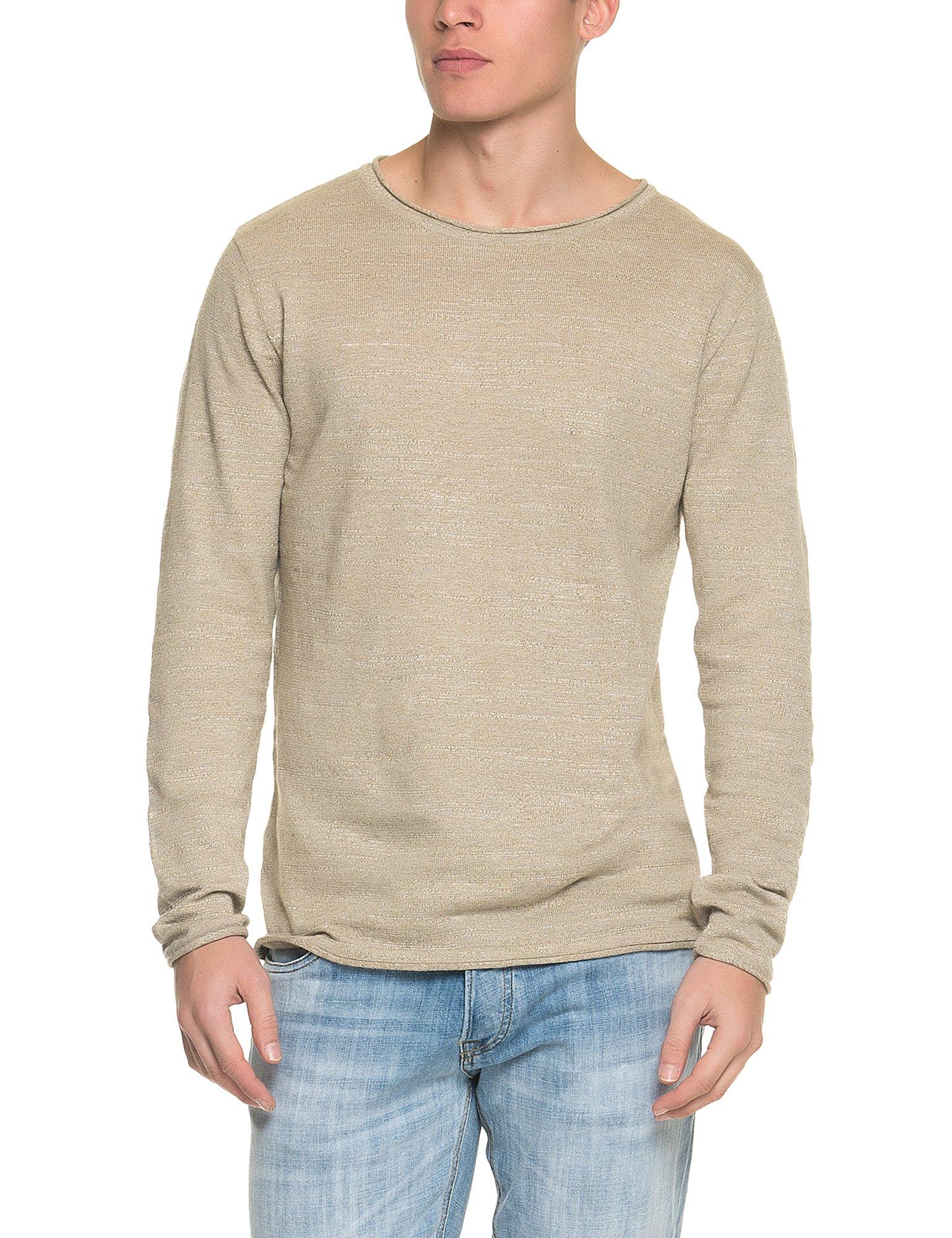 Garcia Jeans Men's Men's Beige Pullover in Size M Beige