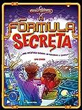 A Fórmula Secreta. Uma Aventura Química de Quebrar a Cabeça! - Coleção Jornada Científica