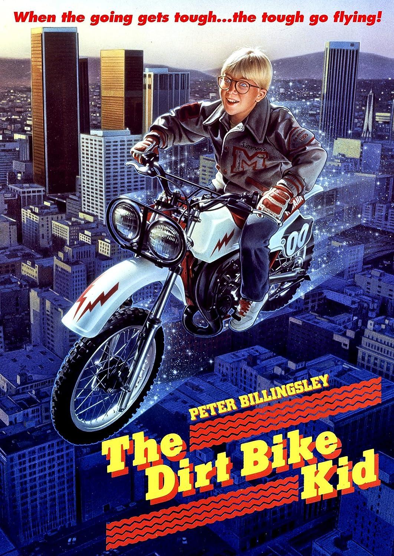 Amazon.com: The Dirt Bike Kid: Pat Collins, Peter Billingsley ...