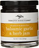 Terrapin Ridge Farms Jam, Garlic Balsamic and Herb, 11.4 Ounce