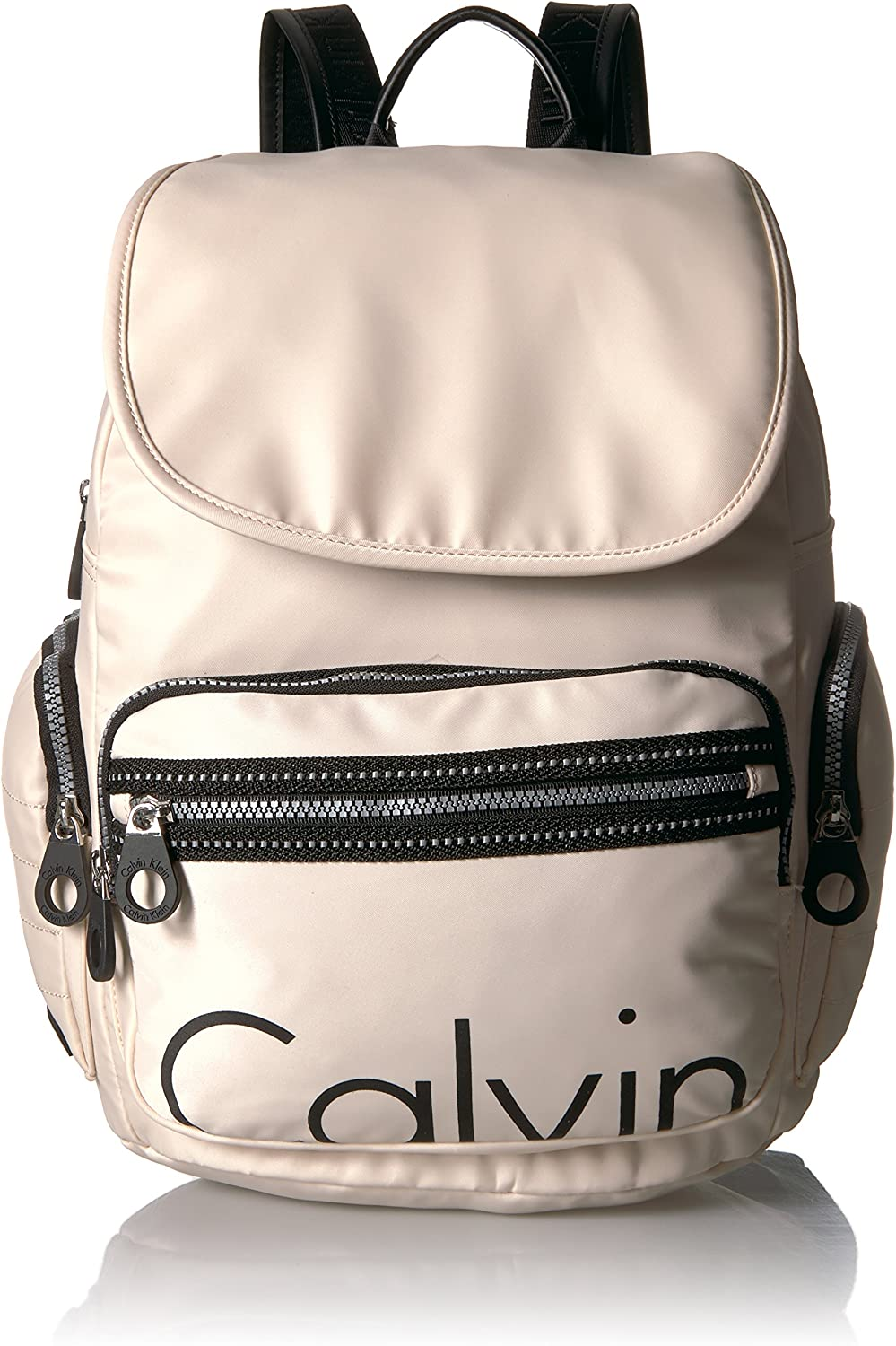 Calvin Klein Athliesure Nylon Multi-Pocket Backpack