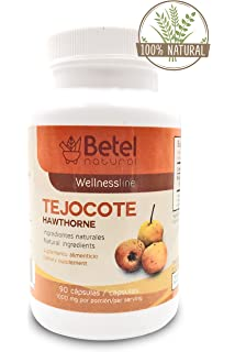 Raiz de Tejocote - Tejocote Root - Weight Loss Management 90 Capsules - Betel Natural