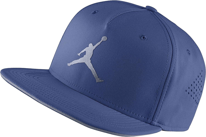Nike Michael Jordan Jumpman Perf. Snapback Gorra, Hombre, Azul ...