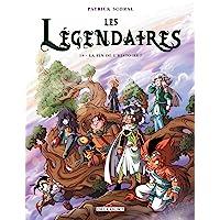 LÉGENDAIRES (LES) T.18 : LA FIN DE L'HISTOIRE
