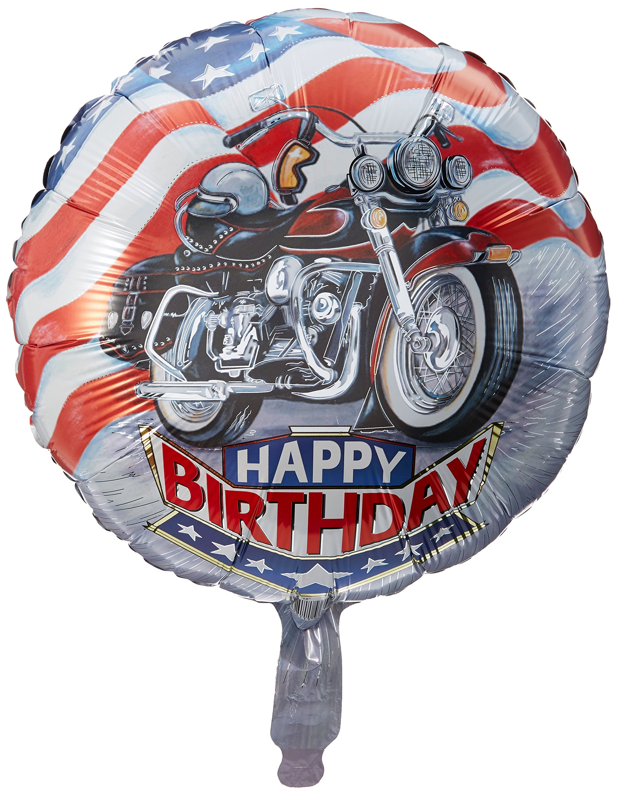 Snarly Motorcycle Balloon