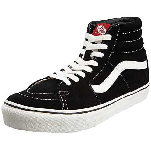 vans vts9bj4 zapatillas altas unisex negro