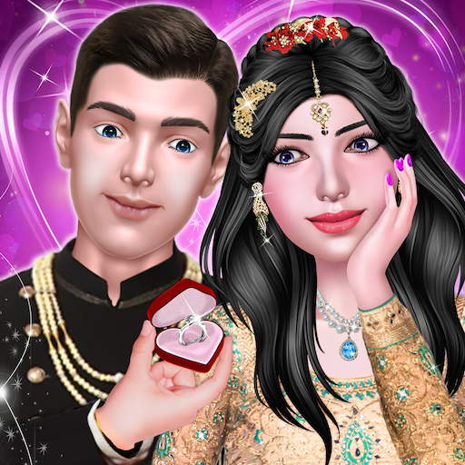 Indian Girl Engagement & Royal Pre-Wedding Rituals - Live Golden Period of Life - Romantic Love Crush Game (Best Pre Game Rituals)