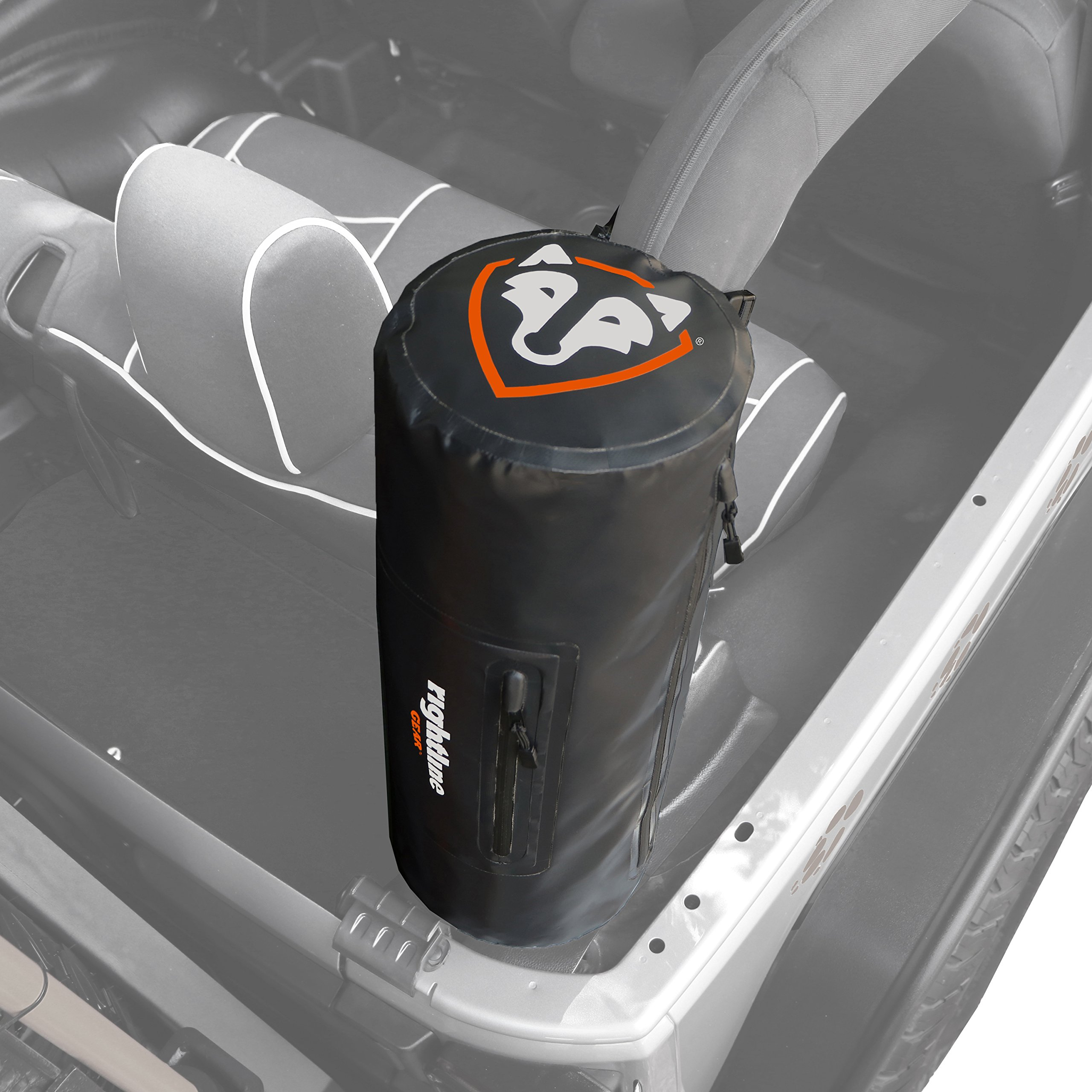 Rightline Gear 100J70-B Black Jeep Roll Bar Storage Bag by Rightline Gear