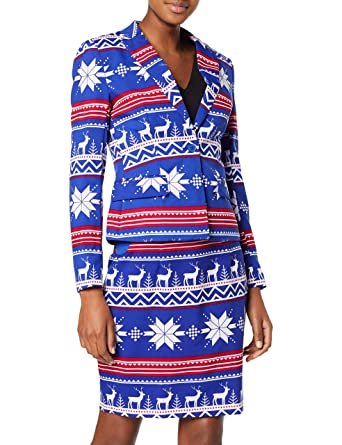ede4404594ff2a Opposuits Christmas Suits for Women in Different Prints - Ugly Xmas ...