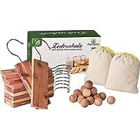 natural bio antipolillas de madera de cedro polillas
