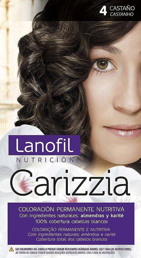 Revlon Lanofil Carizzia Tinte - Cuidado capilar, color 4 ...