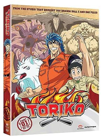 Amazon Toriko Part 1 Romi Pak Ian Sinclair Ryotaro Okiayu