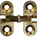 Amazon Com Bright Brass Butler Tray Hinges 2 1 2 L