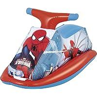 Moto hinchable para niños Bestway Spiderman