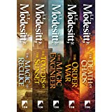 Saga of Recluce: Books 1-5: The Magic of Recluce, The Towers of the Sunset, The Magic Engineer, The Order War, The Death of C