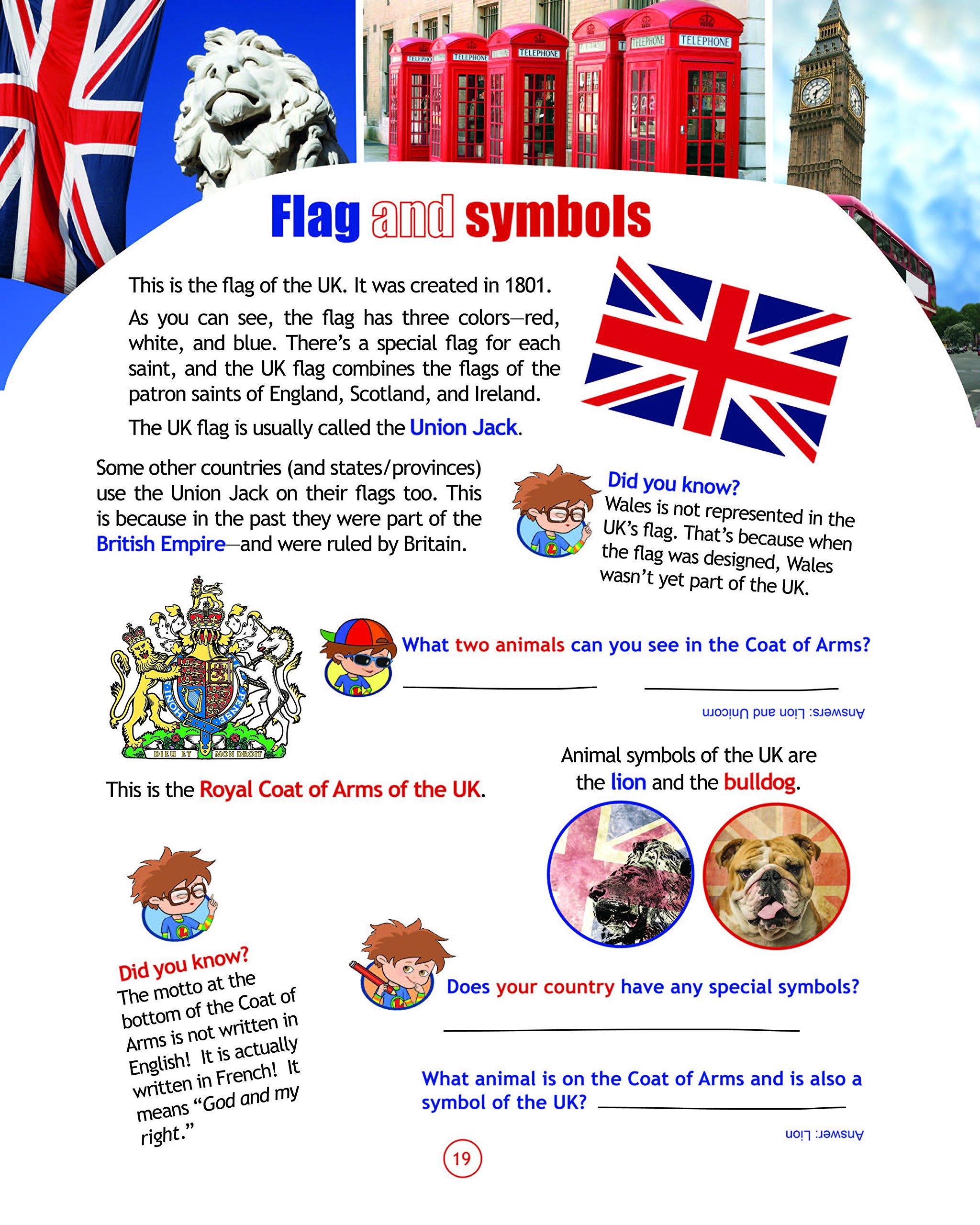 kids u0027 travel guide uk u0026 london the fun way to discover the uk