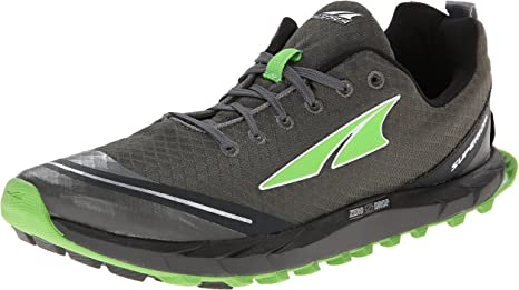 Altra Superior 2.0 Cero Gota Zapatillas Running Gris/Verde Hombre ...