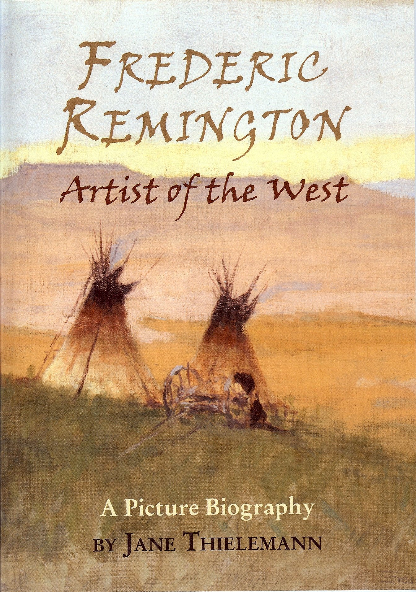 Download Frederic Remington, Artist of the West PDF
