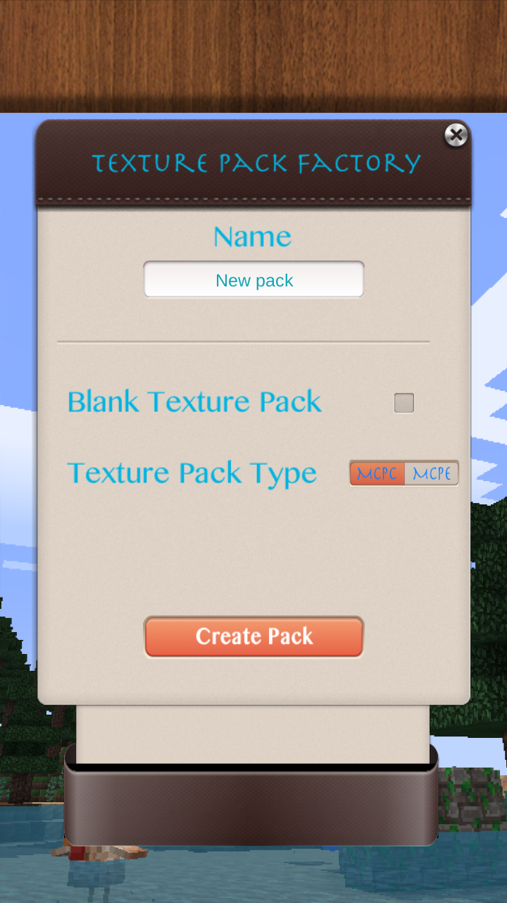 Amazon.com: Texture Pack Creator for Minecraft PE: Appstore for Android