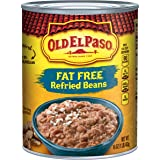 Old El Paso Fat Free Refried Beans 16 oz Can