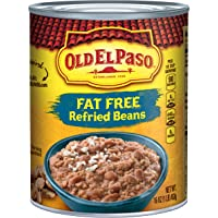 Old El Paso Fat Free Refried Beans, 453g