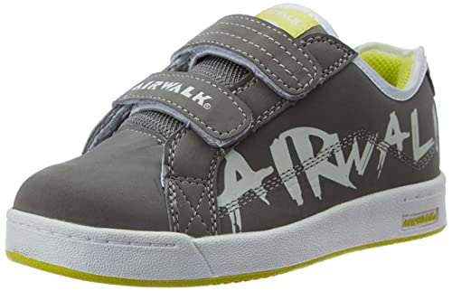 7bac26b28 Airwalk Boy s Skate Shoes Grey Synthetic Sports Shoes - 7C UK  Buy Online  at Low Prices in India - Amazon.in