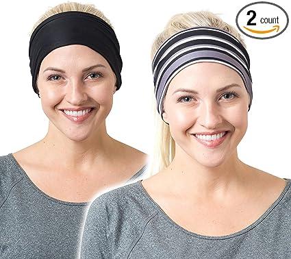 Wide Stretch Headband Sports Dance Yoga Workout Paleo