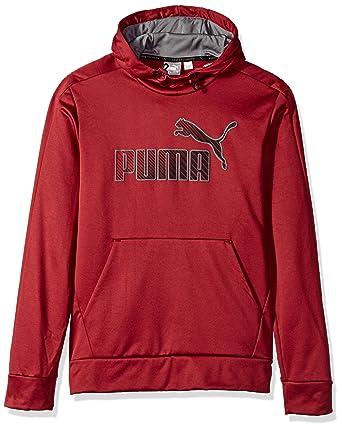 5ab79b5f8784 Amazon.com  PUMA Men s  1 Logo Poly Hoodie