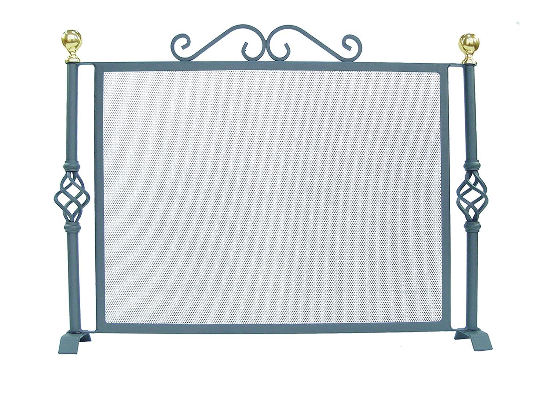 Imex El Zorro 10416-F - Salvachispas simple con columna (77 x 60 cm)