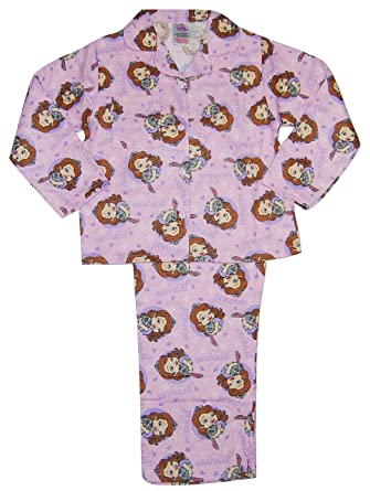 3e62998b7 Disneys Princess Girls Sofia The First Pyjamas PJs Flannelette ...