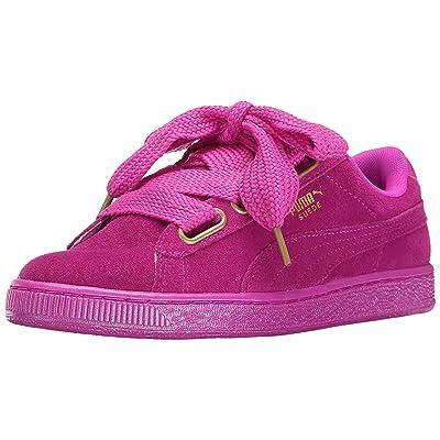PUMA Women's Suede Heart Satin Wn's Fashion Sneaker | Shoes