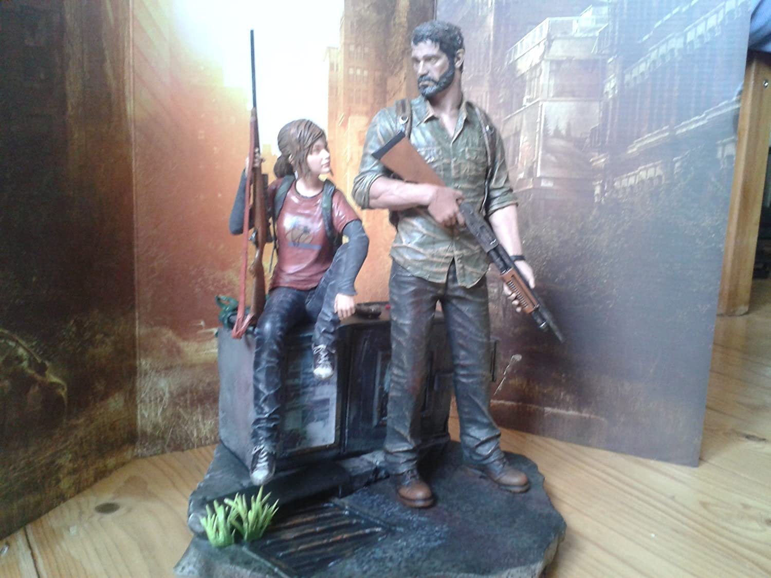 Amazon com: The Last of Us Post-Pandemic Edition: Video Games