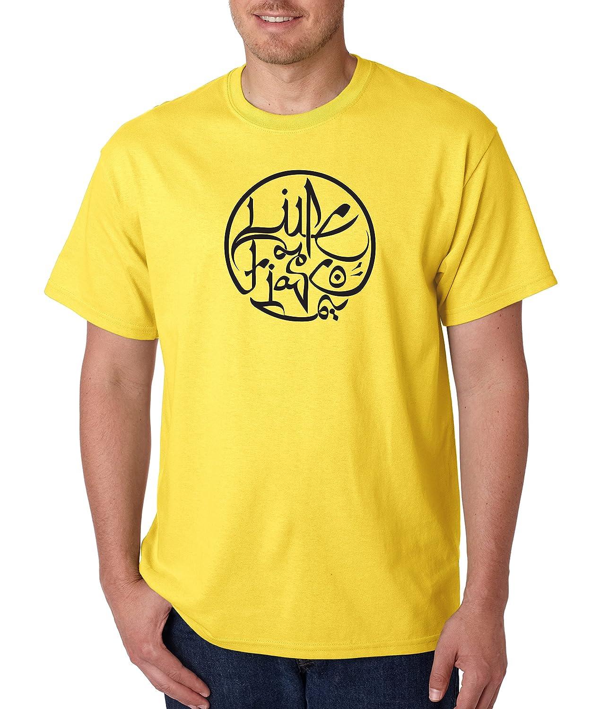 d3ae7e270 delicate Lupe Fiasco Logo T Shirt Classic Hip Hop Tee Rap Black Logo  Chicago Yellow