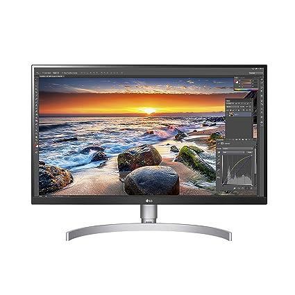 """LG 27UL850-W écran Plat de PC 68,6 cm (27"""") 4K Ultra HD LED Mat Argent - Écrans Plats de PC (68,6 cm (27""""), 3840 x 2160 Pixels, 4K Ultra HD, LED, 5 ms, Argent)"""
