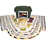 Survival Essentials 144 Variety Ultimate Heirloom Seed Vault for Survival and Preparedness - 23,335+ Non-GMO Heirloom…