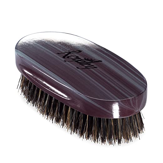 Royalty By Brush King Wave Brush #RP3- Medium palm Brush - From The Maker Of Torino Pro 360 Wave Brushes