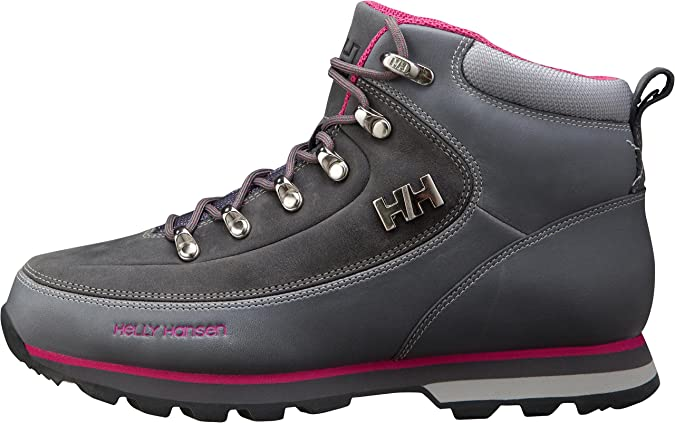 Helly Hansen W The Forester, Scarpe Sportive Indoor Donna, Grigio (Grau (723)), 36