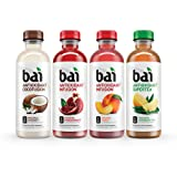 Bai Mountainside Variety Pack, Antioxidant Infused Beverages, 18 Fl. Oz. Bottles (Pack of 12)